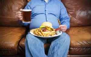 grasso in eccesso cause