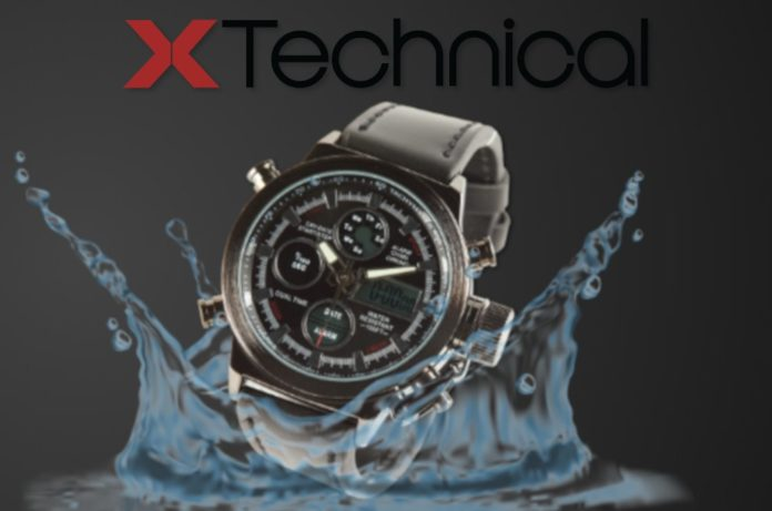 recensione xtechnical watch